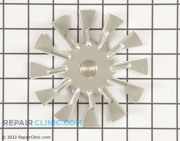 Fan Blade WB02T10289 Alternate Product View