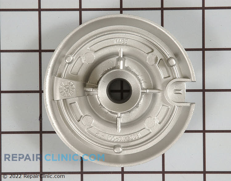Surface Burner Base WB16K10056      Alternate Product View