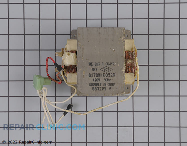 High Voltage Transformer WB27X10893      Alternate Product View