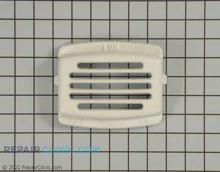 Vent Grille WB31T10127 Alternate Product View