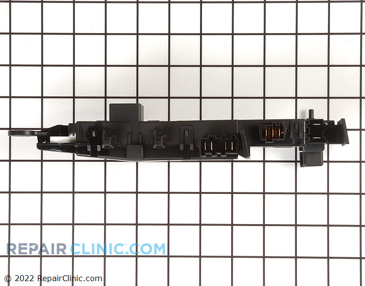 Door lock latch assembly - Item Number WH10X10006
