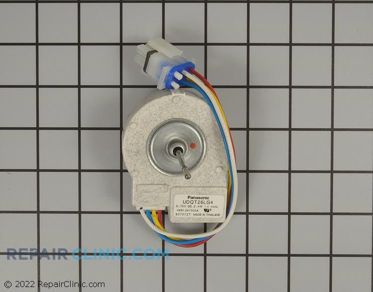 Evaporator Fan Motor WR60X10196 Alternate Product View