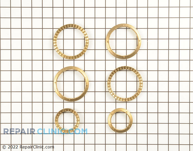 Surface Burner Ring 5304452881      Alternate Product View