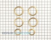 Surface Burner Ring - Part # 1171124 Mfg Part # 5304452881