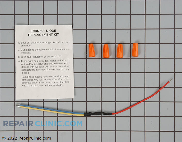 Diode S97007501 Alternate Product View