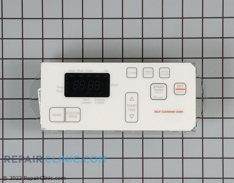 Oven Control Board WP6610448 Alternate Product View