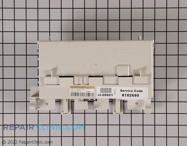 Main Control Board WP8182695 Alternate Product View