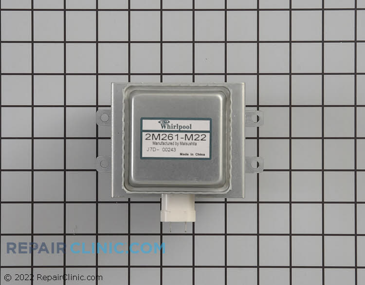 Magnetron 8206317 Alternate Product View