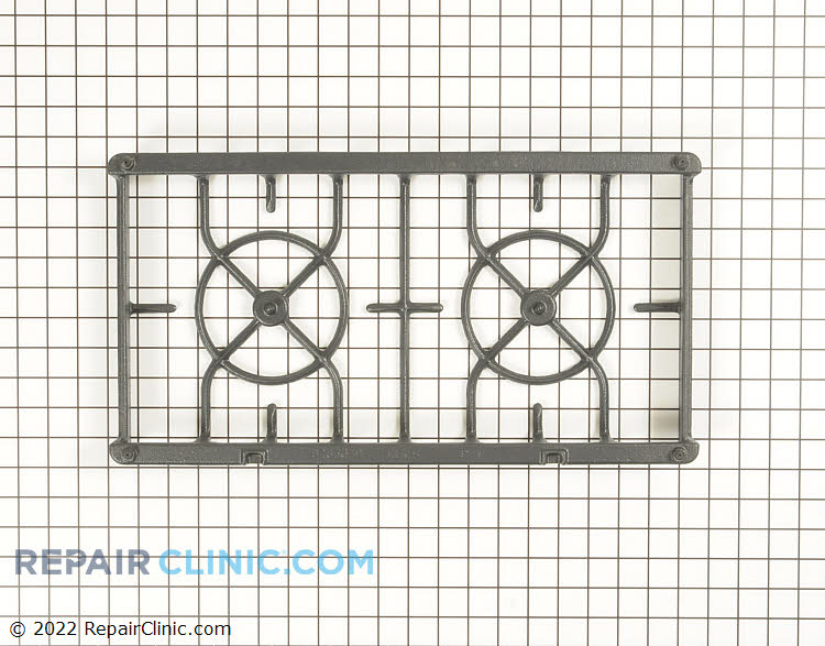 Burner Grate WP8285879CB Alternate Product View