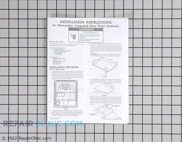 Door Panel 8212489         Alternate Product View