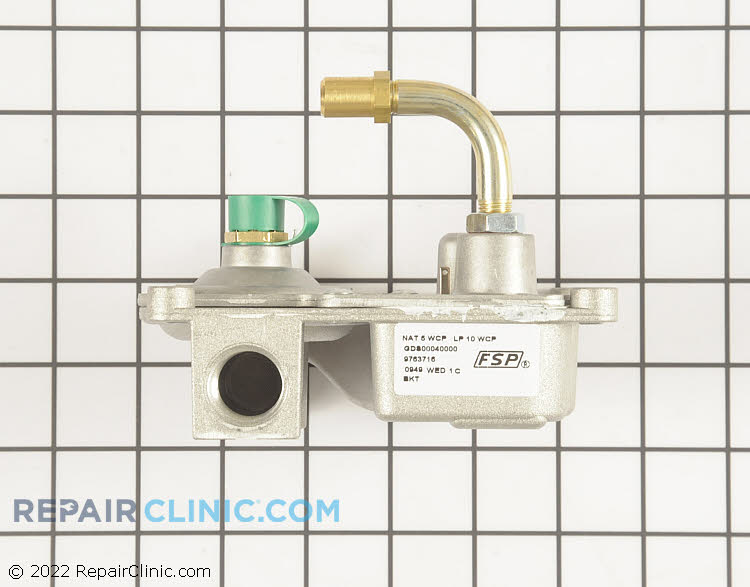 Safety Valve WP9763716 Alternate Product View