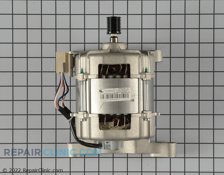 Drive Motor WP34001437 Alternate Product View