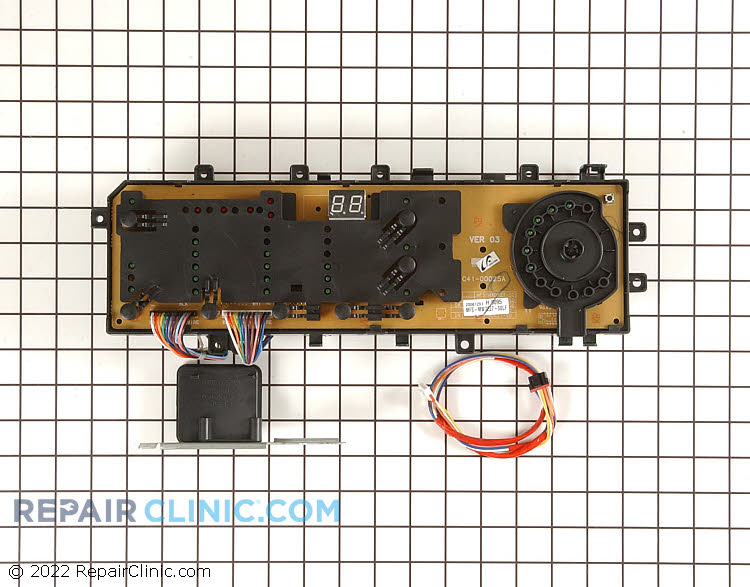 Main Control Board WP34001479 Alternate Product View