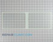 Shelf Glass - Part # 1187481 Mfg Part # WP67006655