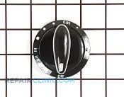 Control Knob - Part # 1188854 Mfg Part # WP74011287