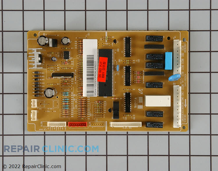 Main Control Board DA41-00293A     Alternate Product View