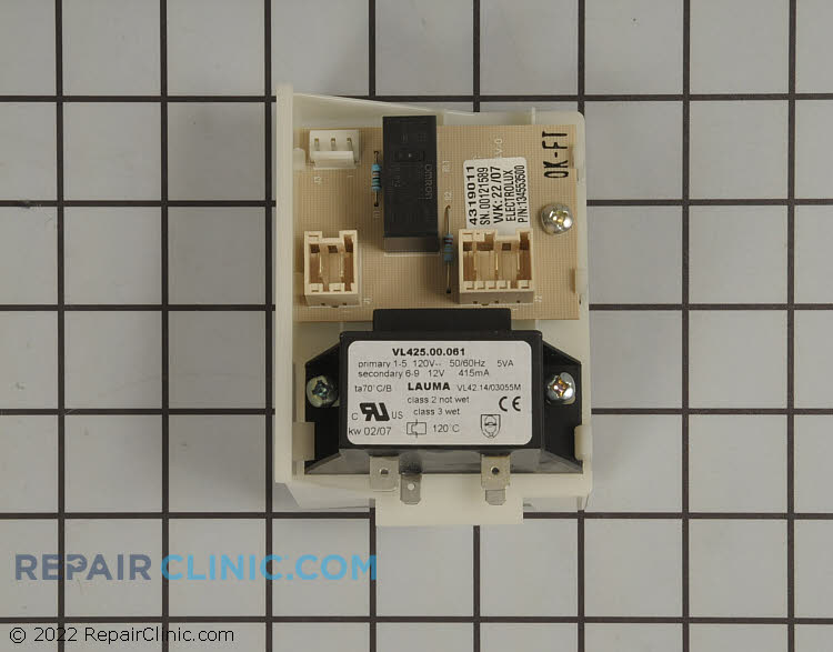 Main Control Board 134558200       Alternate Product View