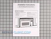 Installation Instructions - Part # 1191772 Mfg Part # 316488501