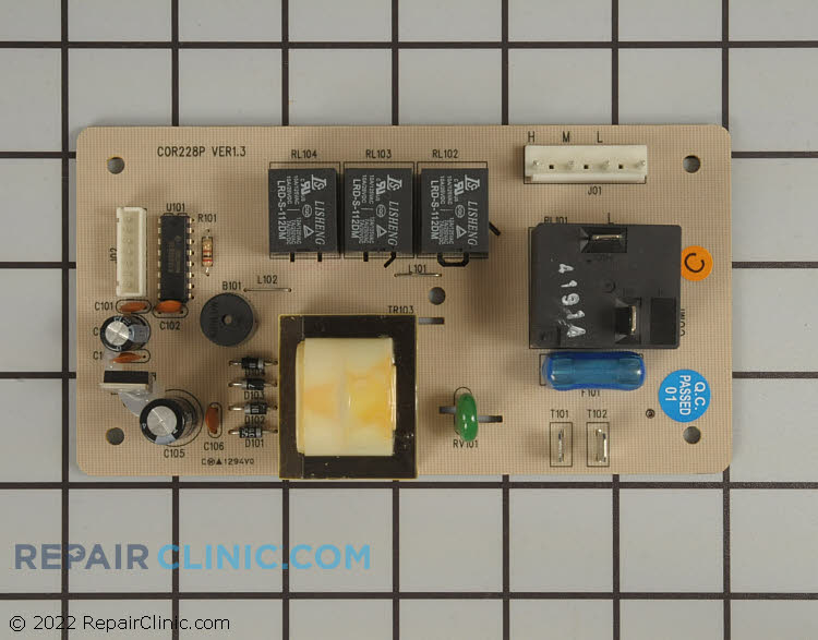 Circuit Board & Timer A2516-160       Alternate Product View