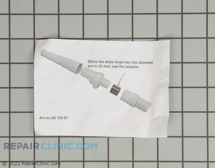 Check Valve 8801248 Alternate Product View