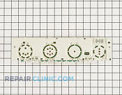 User Control and Display Board - Part # 1194507 Mfg Part # 8077127