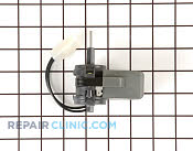 Evaporator Fan Motor - Part # 1194733 Mfg Part # WP2315548