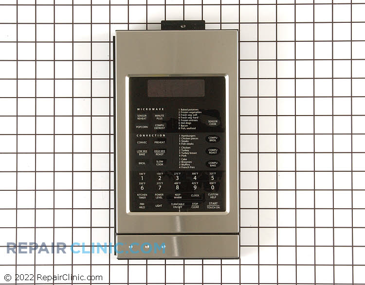 Touchpad and Control Panel FPNLCB407MRK0 Alternate Product View