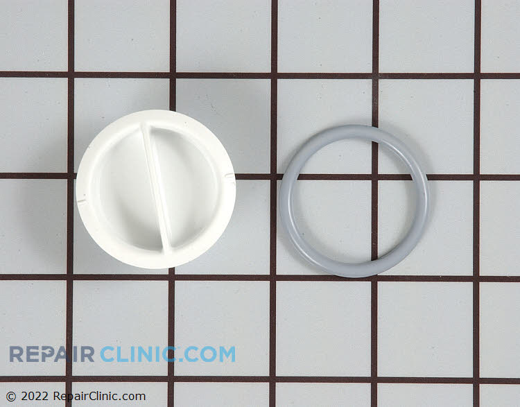 Rinse-Aid Dispenser Cap WD12X10208      Alternate Product View