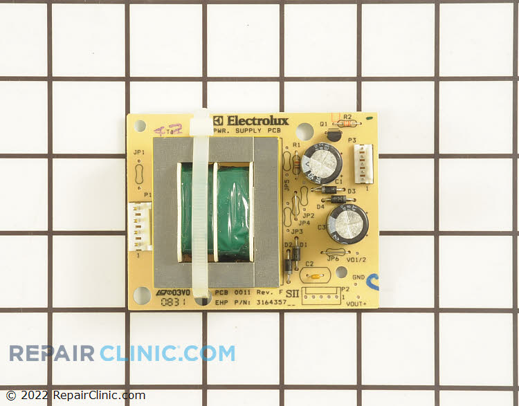 Power Supply Board 316435703 Alternate Product View