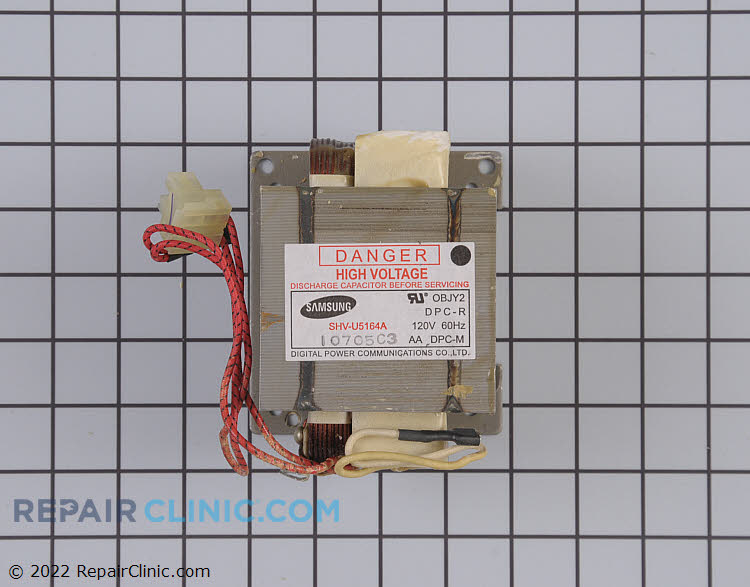 High Voltage Transformer 5304456107 Alternate Product View