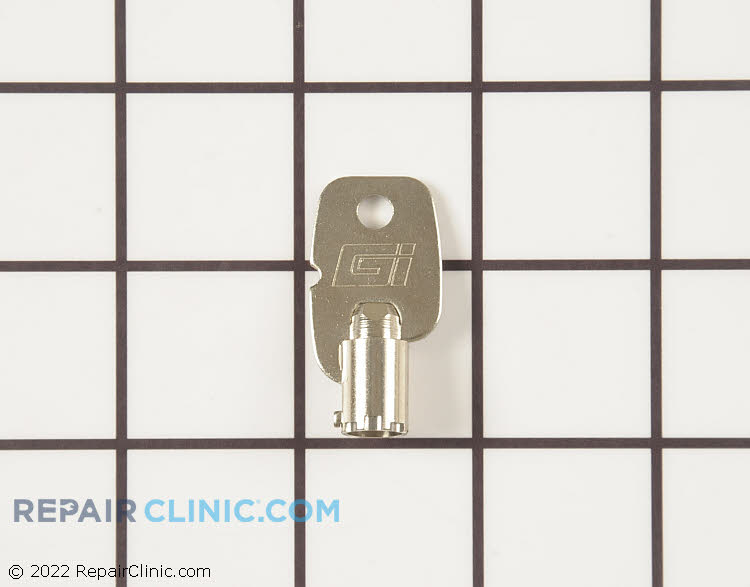 Door Key 5304458428 Alternate Product View