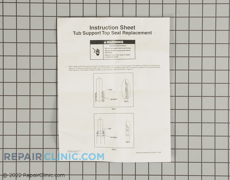 Tub Support 280184          Alternate Product View