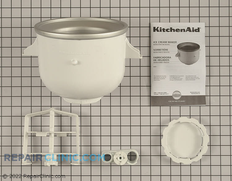 Ice Cream Maker 8212519 Alternate Product View