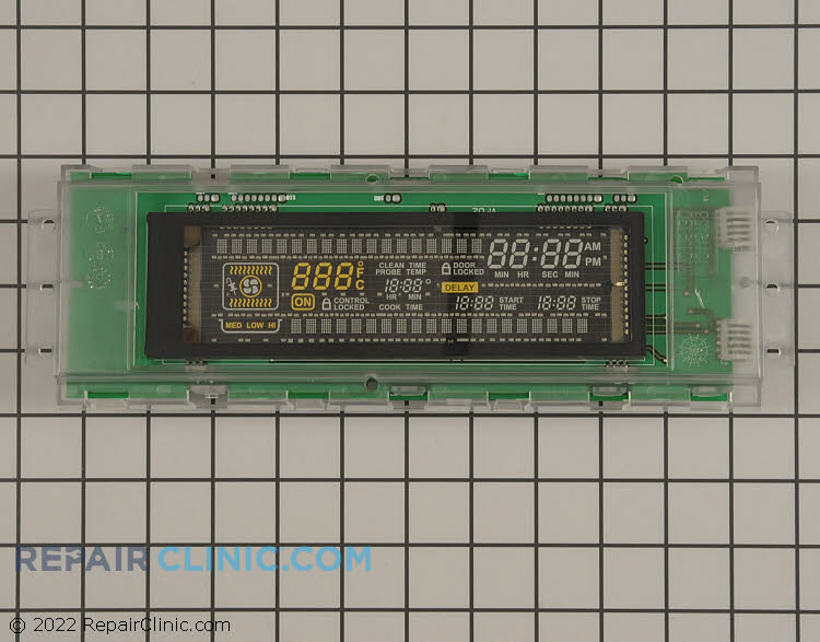 Oven Control Board WP9762794 Alternate Product View