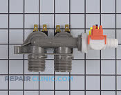 Water Inlet Valve - Part # 1201582 Mfg Part # WP8578343