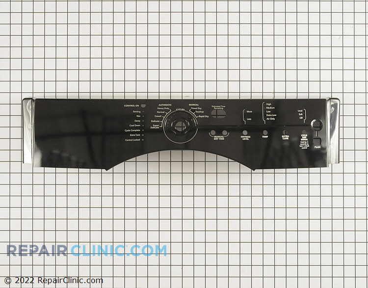 Control Panel W10098970 Alternate Product View