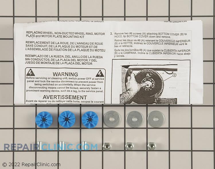 Fan Motor SR520132 Alternate Product View