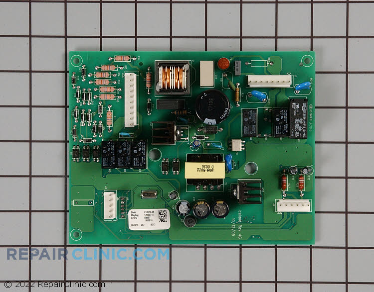 Refrigerator main control board. Call with Refrigerator Serial number to verify correct board.