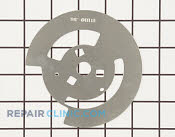 Stirrer Blade - Part # 2082672 Mfg Part # DE66-00178A