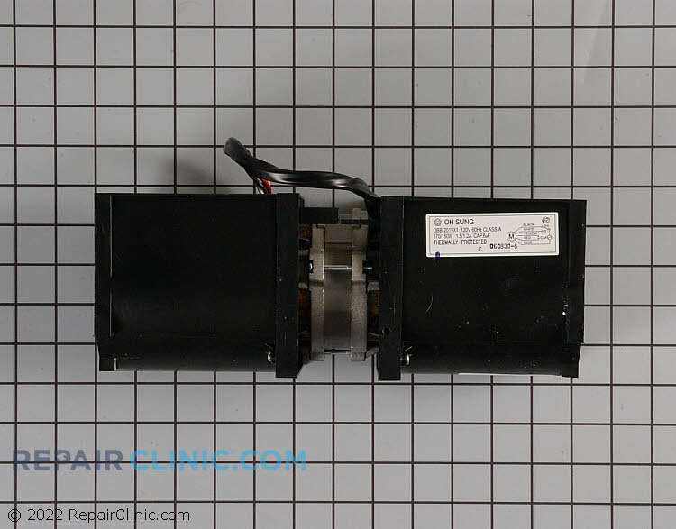 Exhaust Fan Motor 3964821900 Alternate Product View