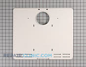 Rear Panel - Part # 1206705 Mfg Part # C0507.1-5