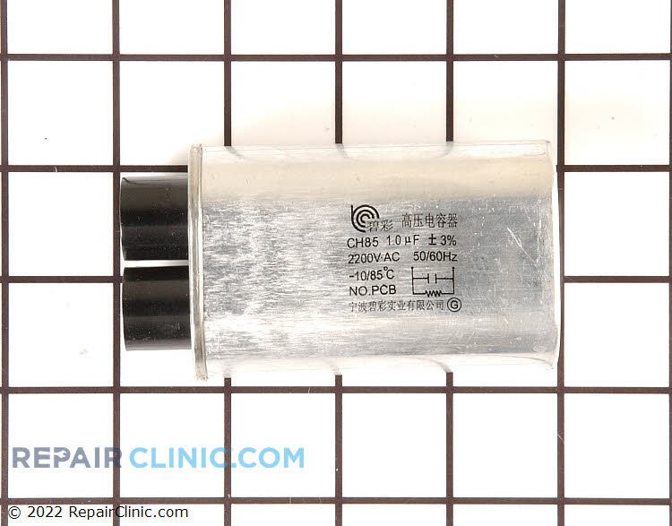 High Voltage Capacitor MCC1010STG-12 Alternate Product View