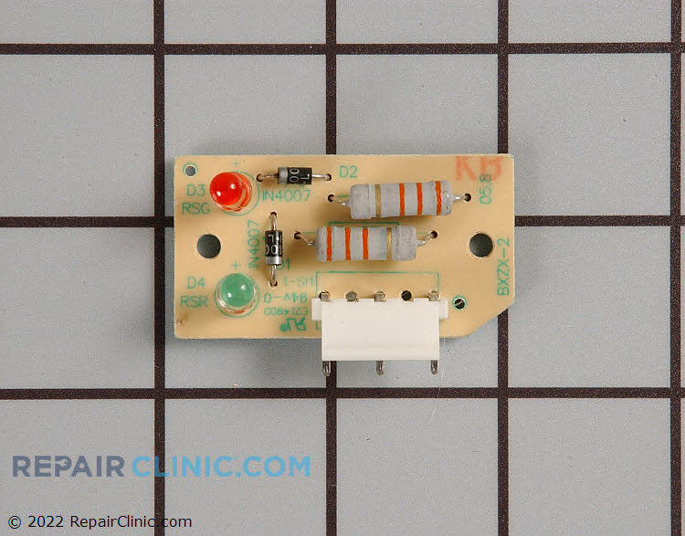 Main Control Board MCCF5/7WBX-45 Alternate Product View