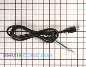 Power Cord - Part # 1206821 Mfg Part # MCCF5/7WBX-16