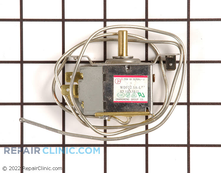 Temperature Control Thermostat WDF22.5A-L      Alternate Product View