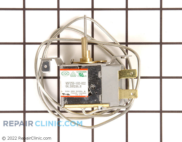 Temperature Control Thermostat WSF25S-102-022 Alternate Product View