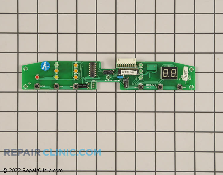 User Control and Display Board AC-0668-102 Alternate Product View