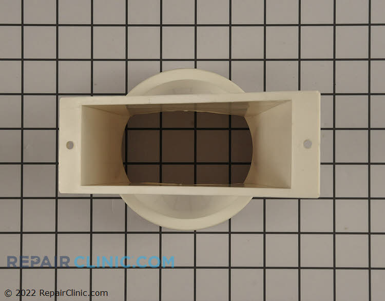 Air Baffle AC-4695-01 Alternate Product View