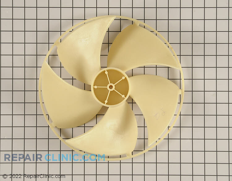 Fan Blade AC-2750-02      Alternate Product View