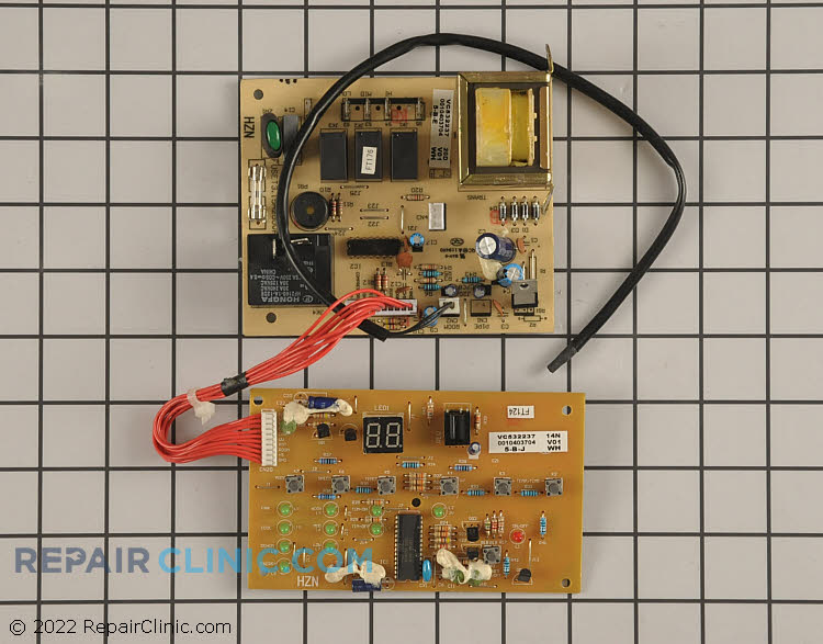 Main Control Board AC-5200-322 Alternate Product View